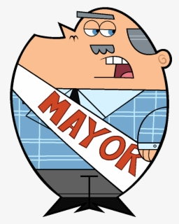 Free Mayor Clip Art with No Background.