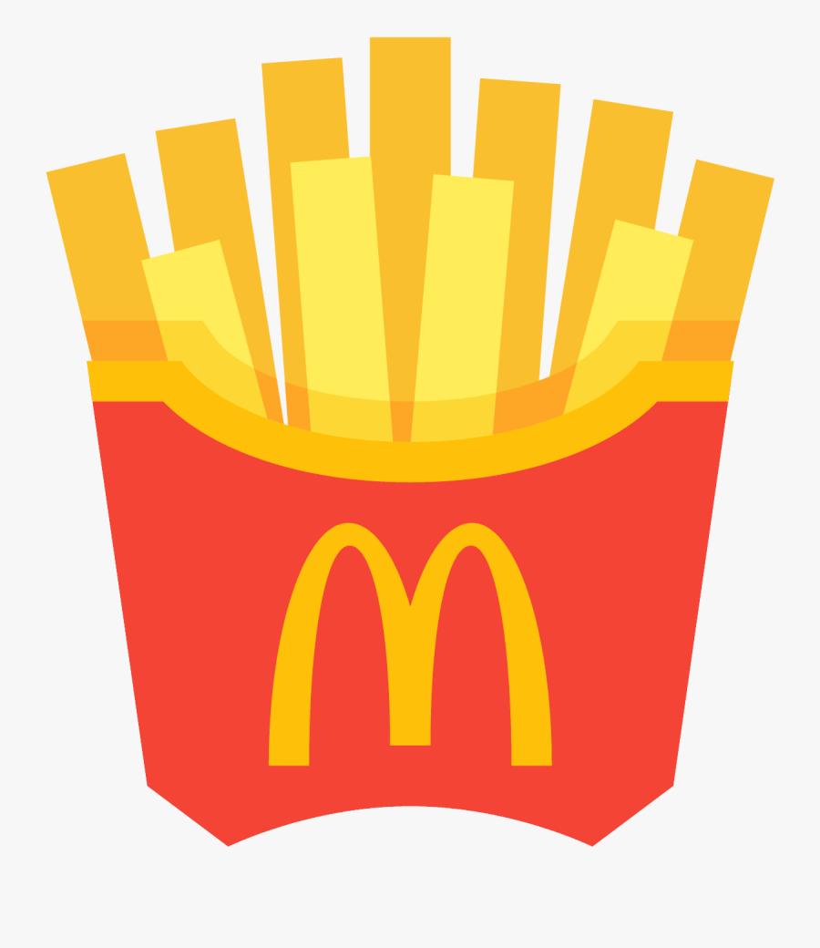 Fry Clipart Fry Mcdonalds.