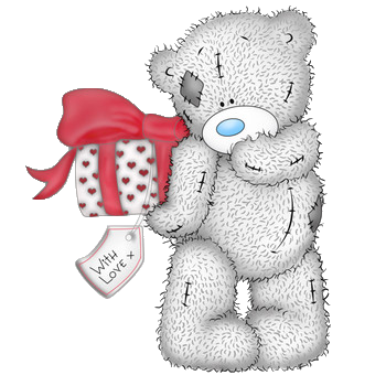 tatty teddy clipart.