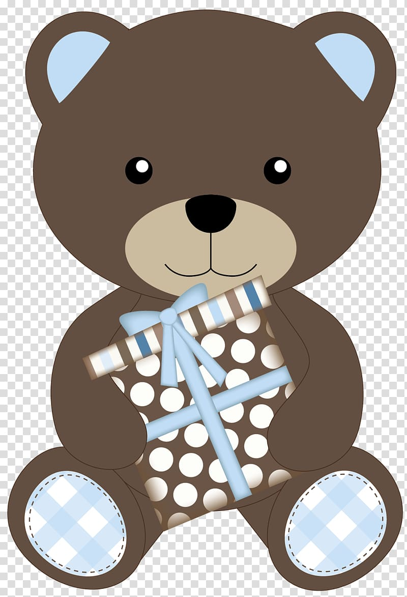 Teddy bear Paper Me to You Bears , bear transparent background PNG.