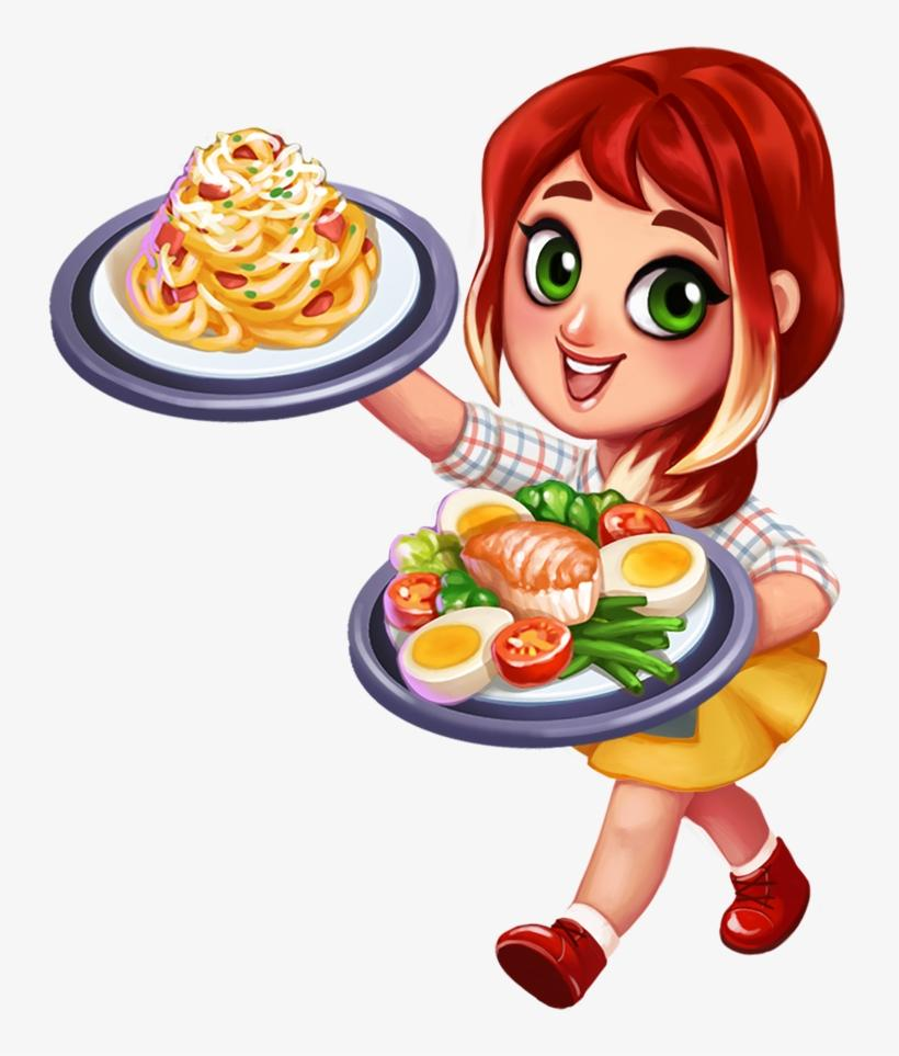 Best 15 Clipart Meal Plate Food Plates Drawing.