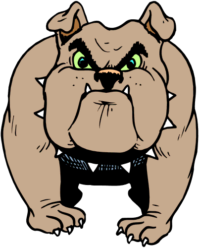 Mean Dog Clipart.