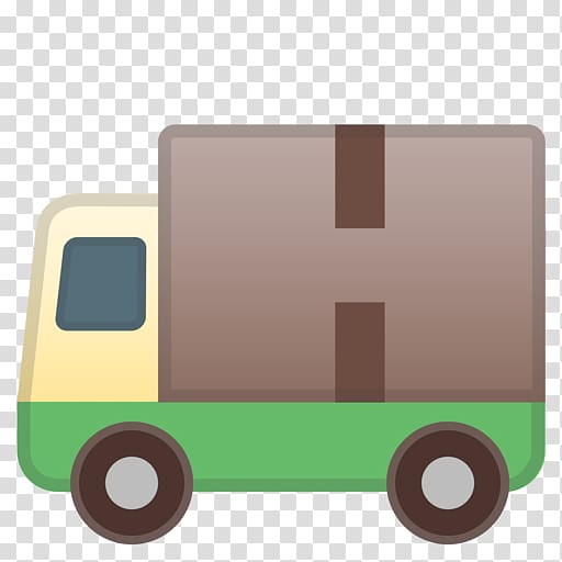 Emojipedia Truck Computer Icons Meaning, Android Oreo.