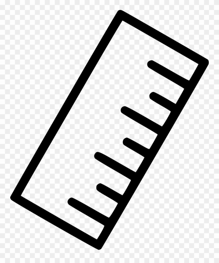 Measure Measurement Ruler Scale Compass Equipment Svg.