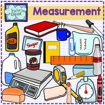 Relative Measurement Tools and examples Clip Art.