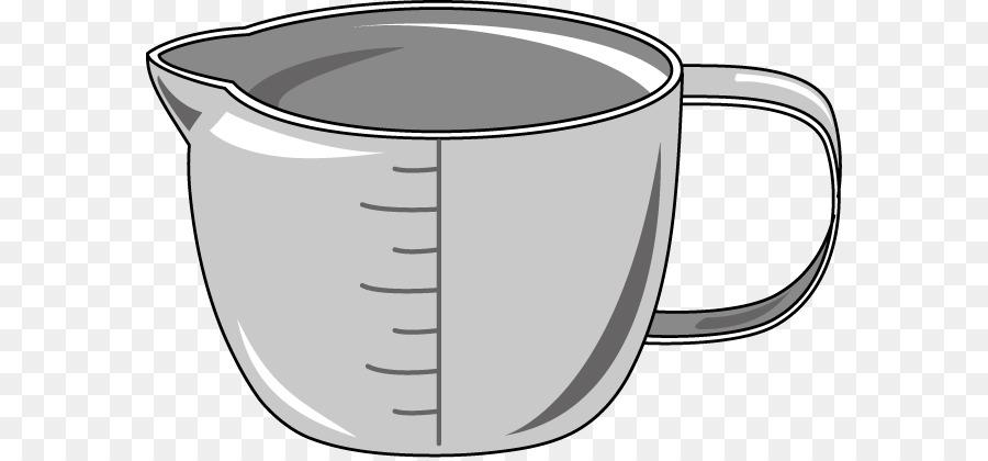 Measuring cup Measuring spoon Clip art.