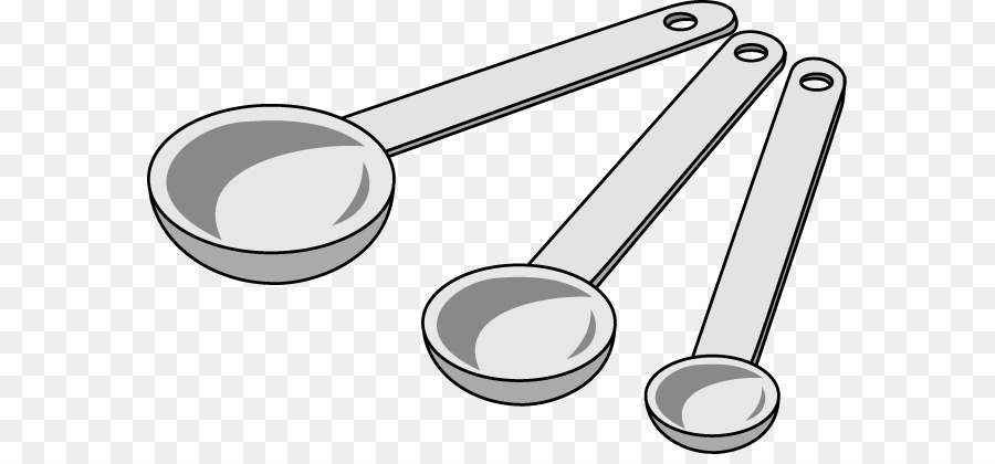 Clipart measuring spoons 6 » Clipart Station.