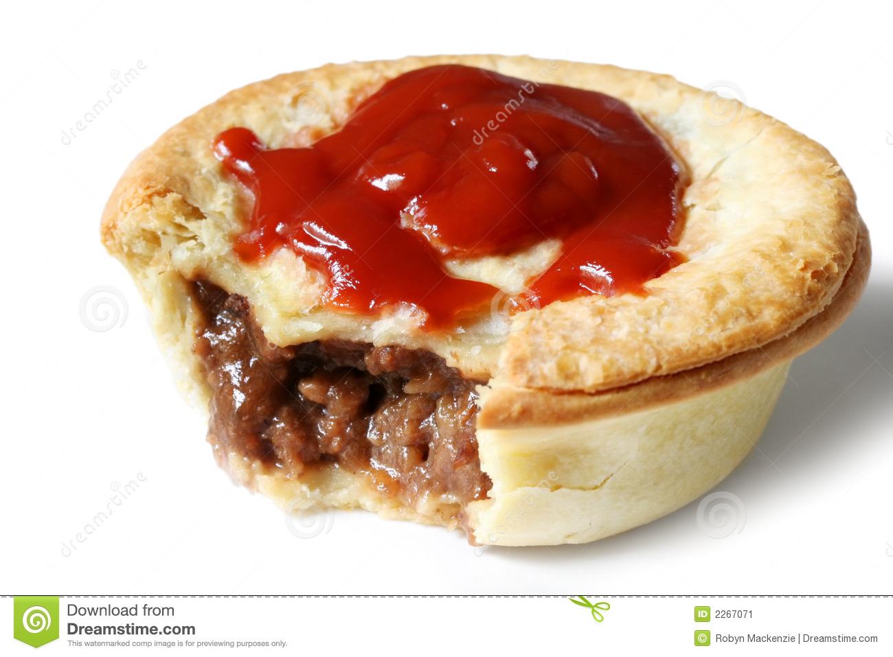 Meat Pie Clipart.