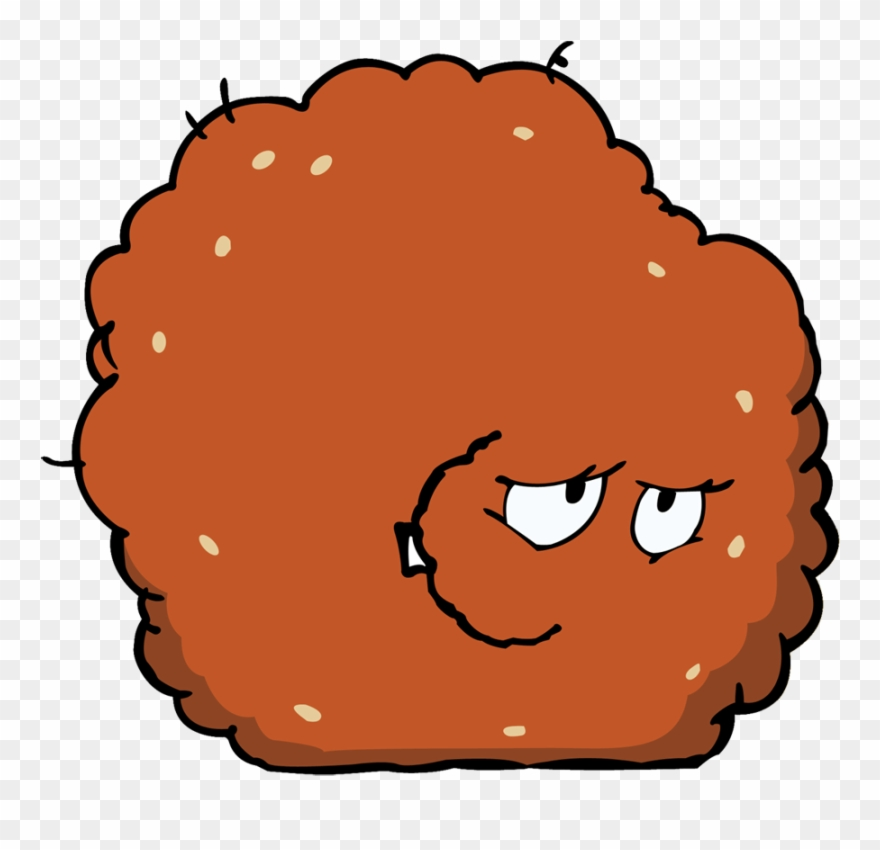 Cartoon Meatball Clip Art N5.