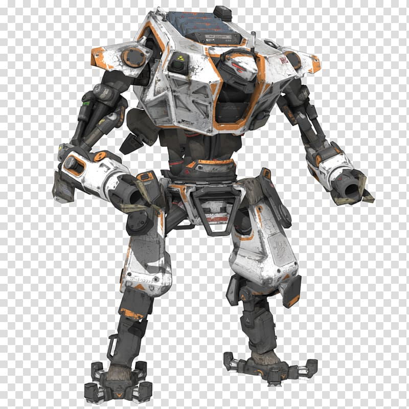 Titanfall 2 Robot Mecha Video game, reaper transparent.