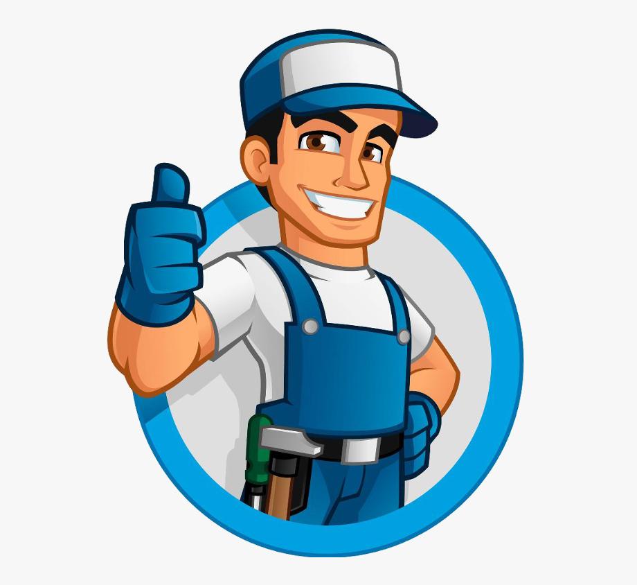 Mechanic Clipart Builder.
