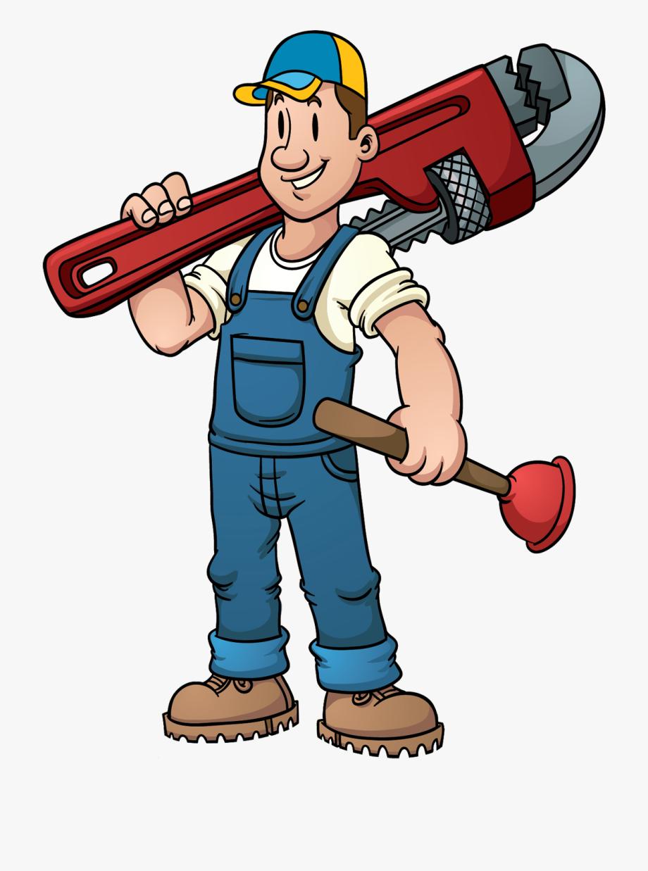 Mechanic Clipart Handyman.