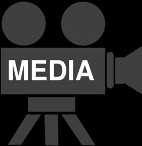 Media Clip Art.