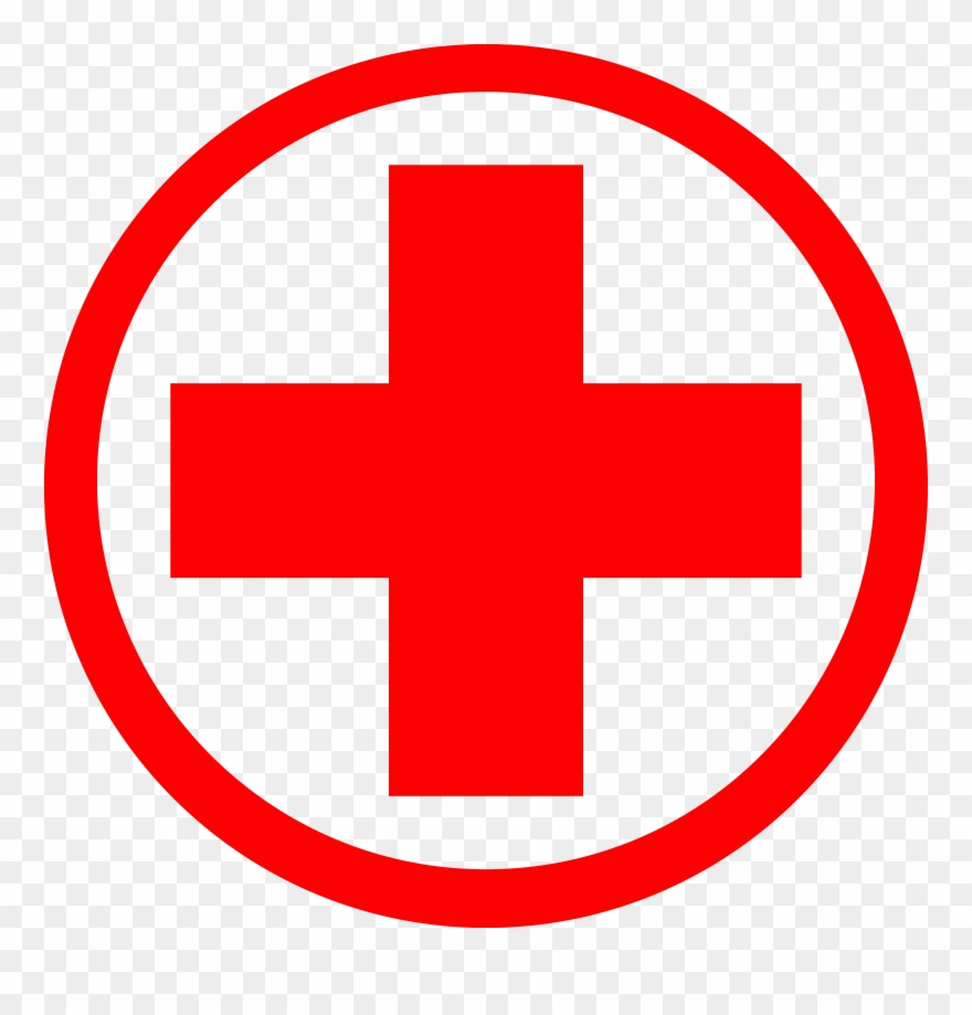 Medical Cross Symbol Png Clipart (#167195).