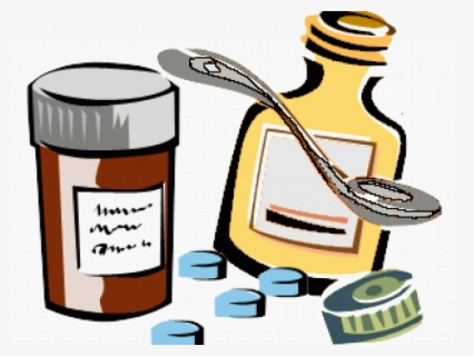 Free Medication Clip Art with No Background.