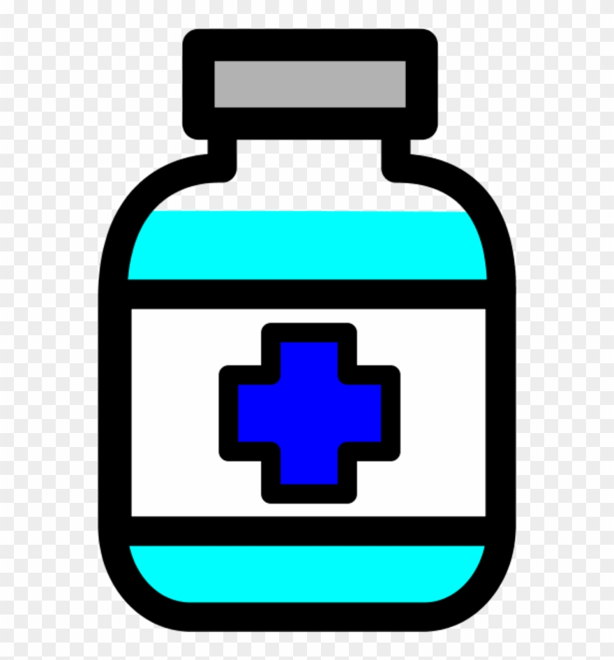 Medication Safety Clipart.