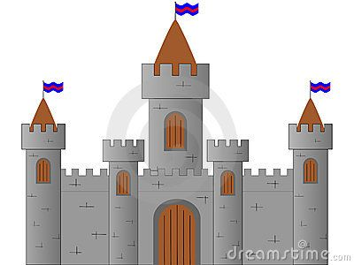 Knight clipart medieval castle, Knight medieval castle.