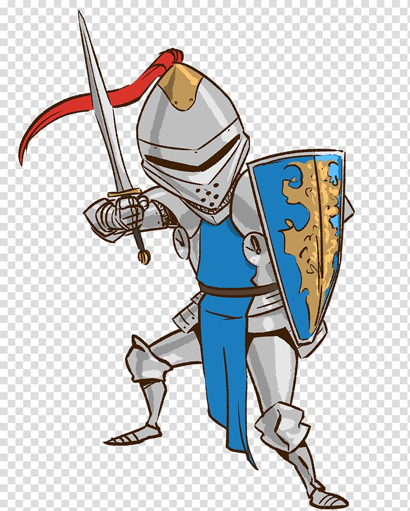 Knight Middle Ages , Knight transparent background PNG clipart.