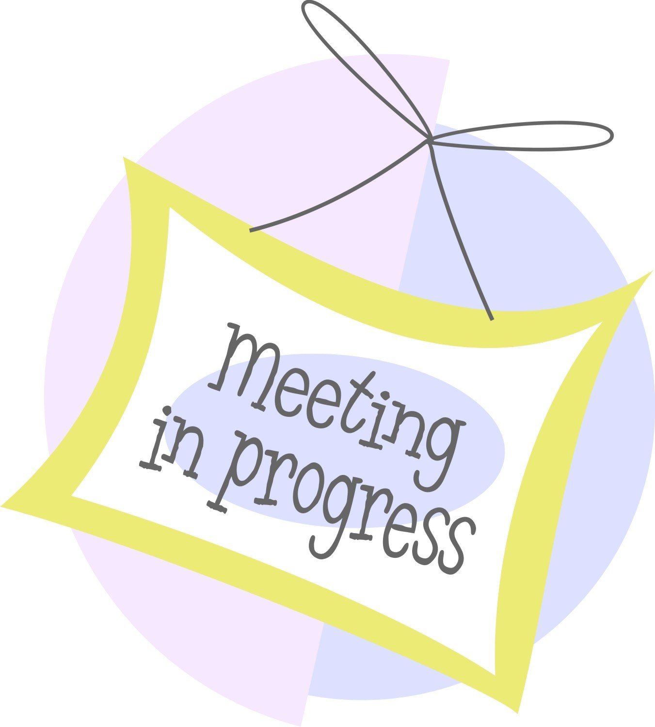 Meeting in progress clipart 3 » Clipart Portal.