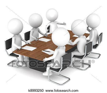 Meeting Clipart.