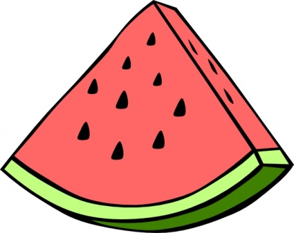 Melone clipart 4 » Clipart Station.