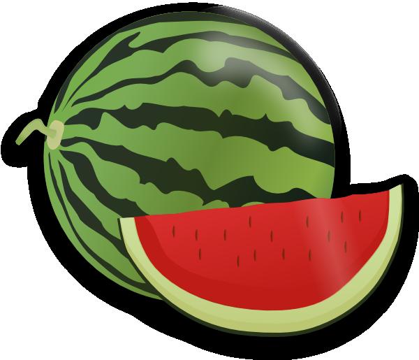 Water Melon Clip Art at Clker.com.