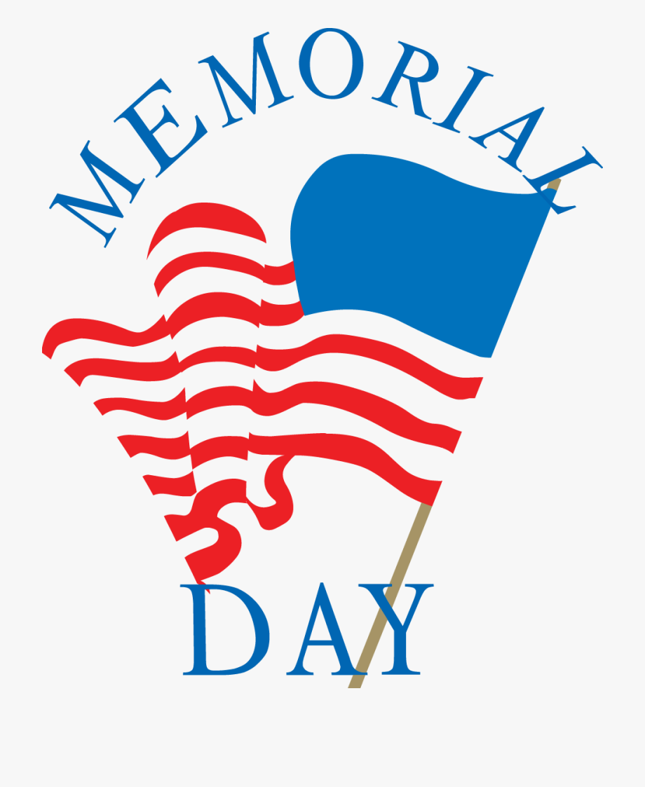 Transparent Background Memorial Day Clipart , Transparent.