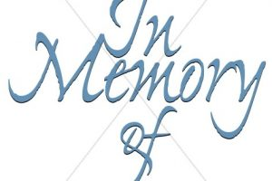Clipart for memorial service 3 » Clipart Station.