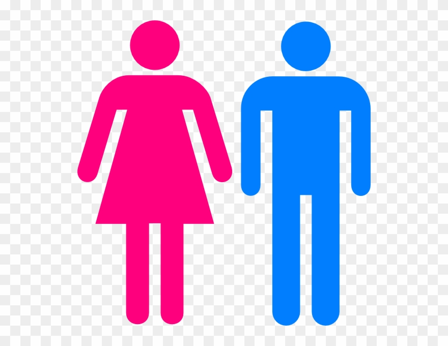 Man And Woman Clipart.