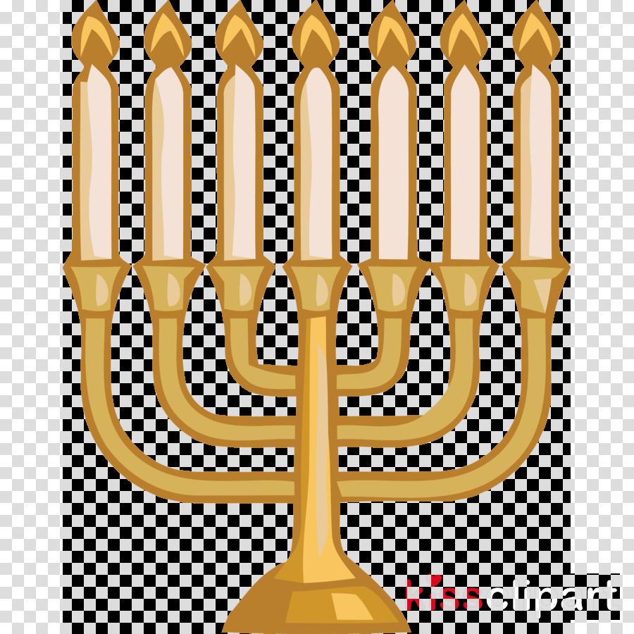 Hanukkah Candle Happy Hanukkah clipart.