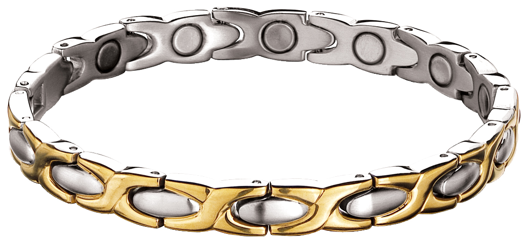 Our Most Popular & Powerful Ladies Style Magnetic Bracelet.