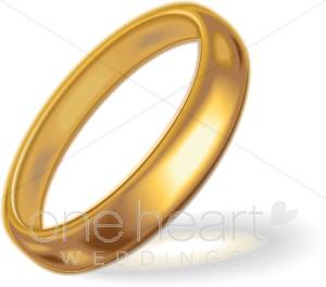 Wedding Ring Clipart, Art, Wedding Ring Graphics, Wedding.