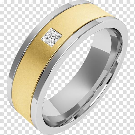 Wedding ring Princess cut Engagement ring Diamond cut, mens.