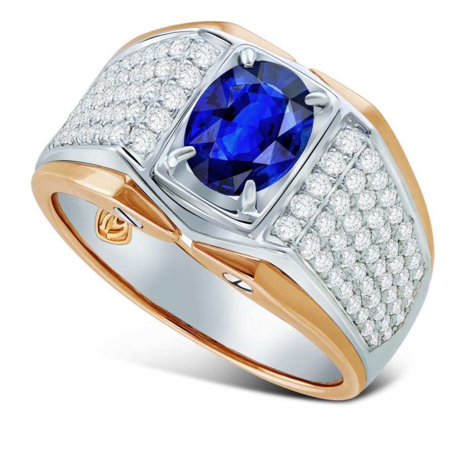 Mens Ring Sapphire Mens Ring Sapphire.