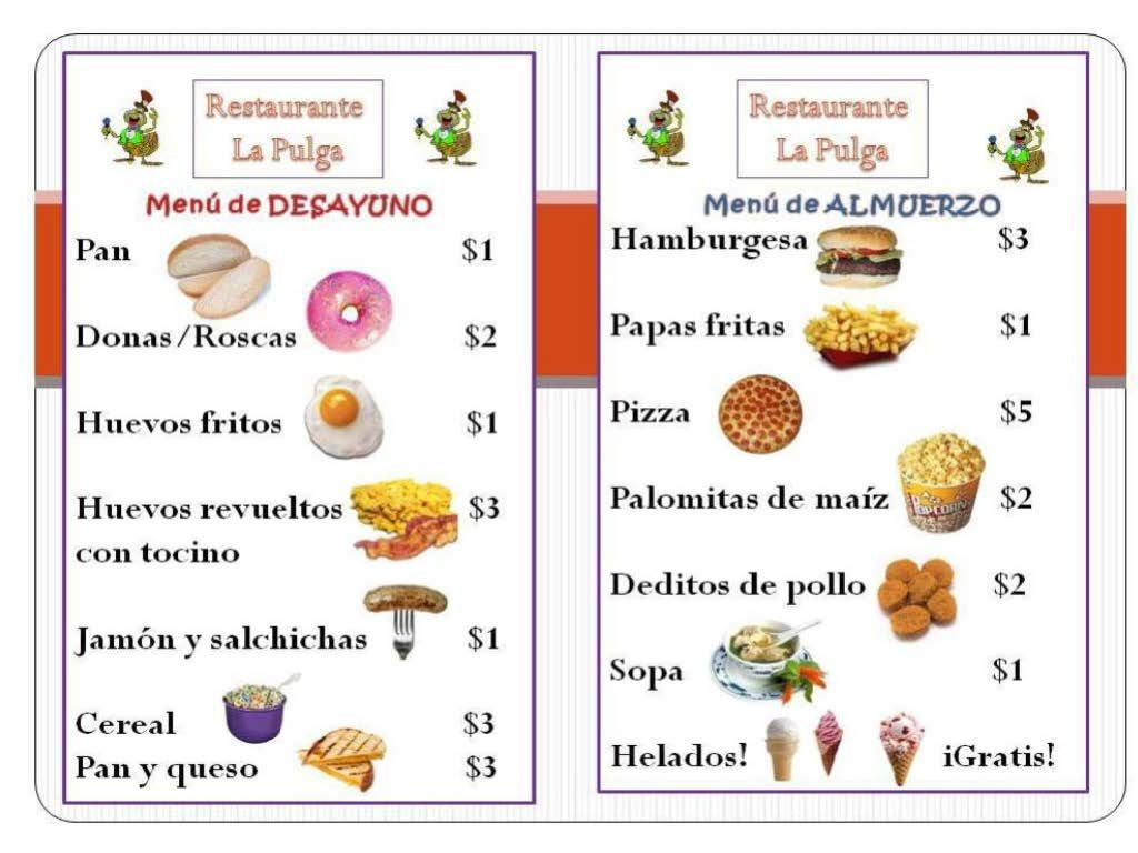 Displaying 20 Images For El Restaurante Clipart.