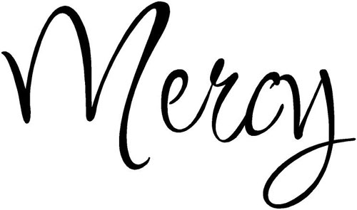 What Is Mercy?.