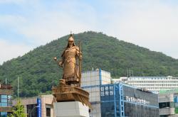 Yeosu, Attractions of Yeosu, South Korea 2019.