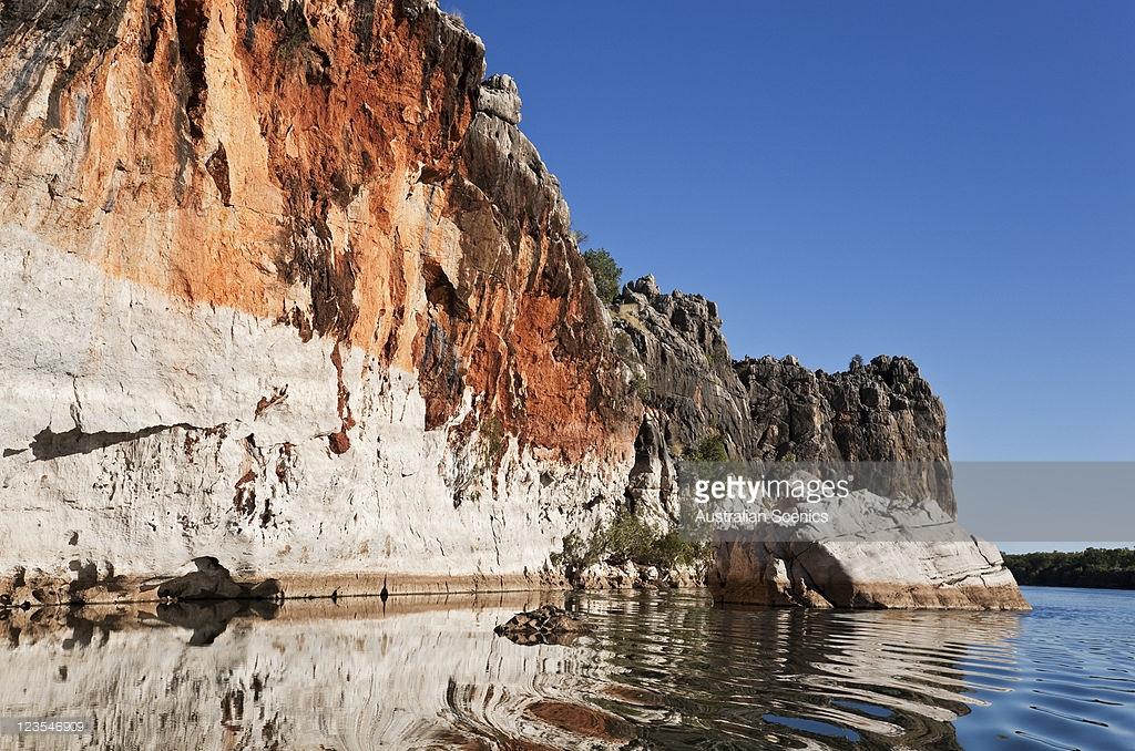 Geikie Gorge, Australia 2019.