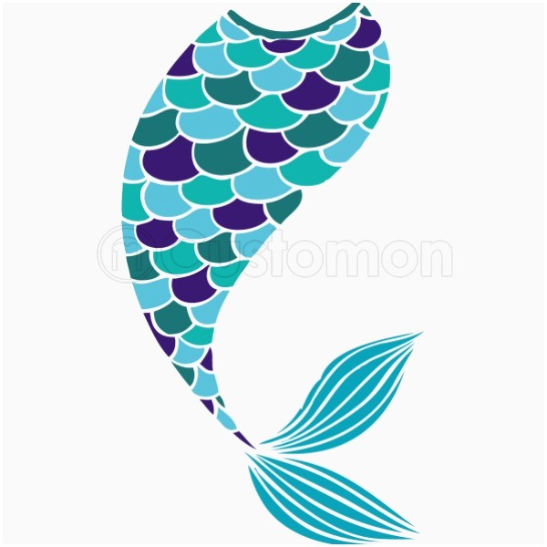 Mermaid tail clipart inspirational jpg.