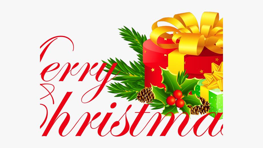 Merry Christmas Clipart Bitmap.