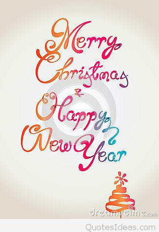 new year and christmas clipart #12