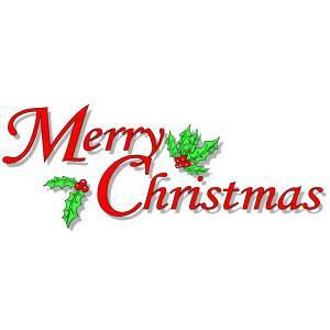 Clipart merry christmas signs 2 » Clipart Portal.