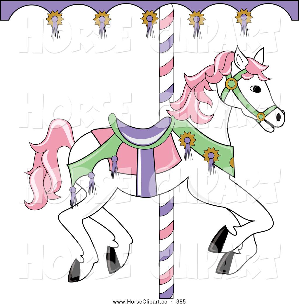 Merry Go Round Horse.