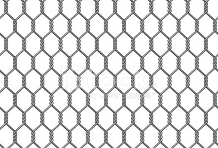 Seamless wire mesh background Clipart Image.