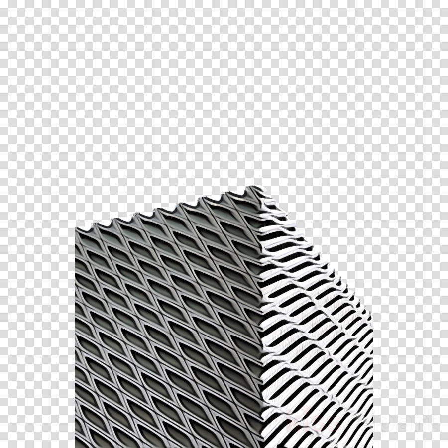 mesh architecture metal pattern grille clipart.