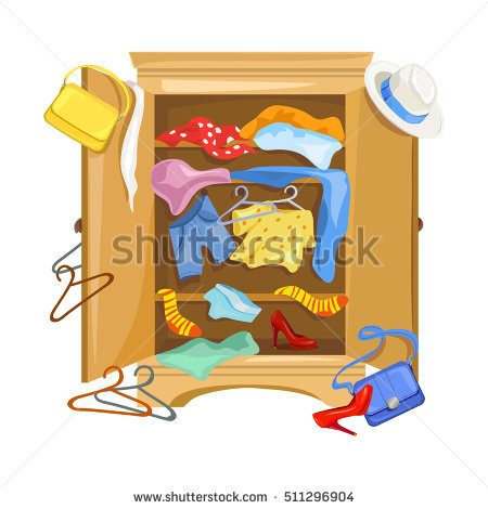 Collection of 14 free Closet clipart messy closet aztec clipart.