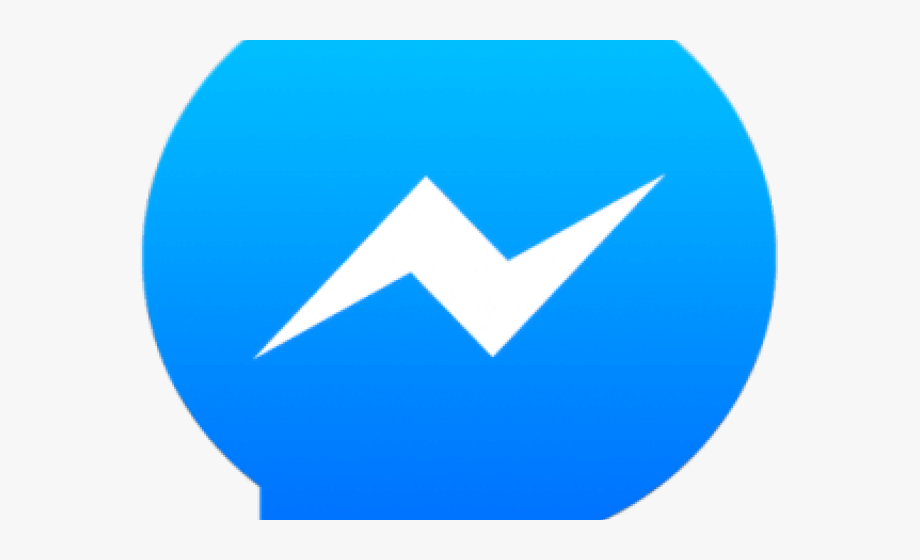 Facebook Clipart Messenger App.