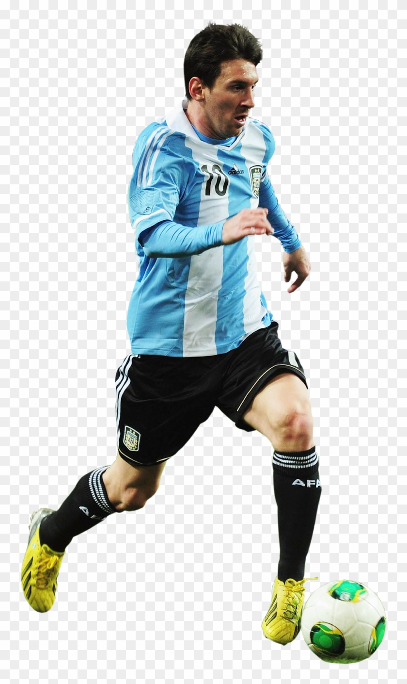 Messi National Football Barcelona Player Fc Team Clipart.