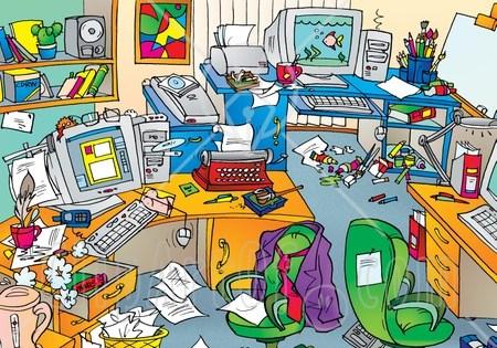 Messy classroom clipart 4 » Clipart Portal.
