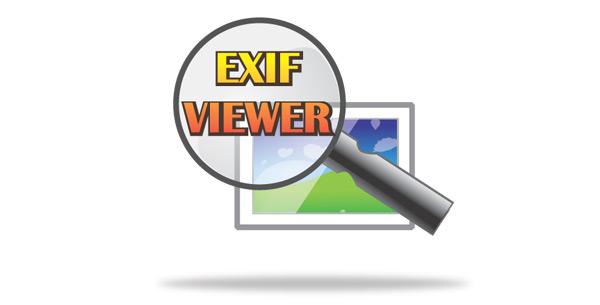EXIF Viewer.